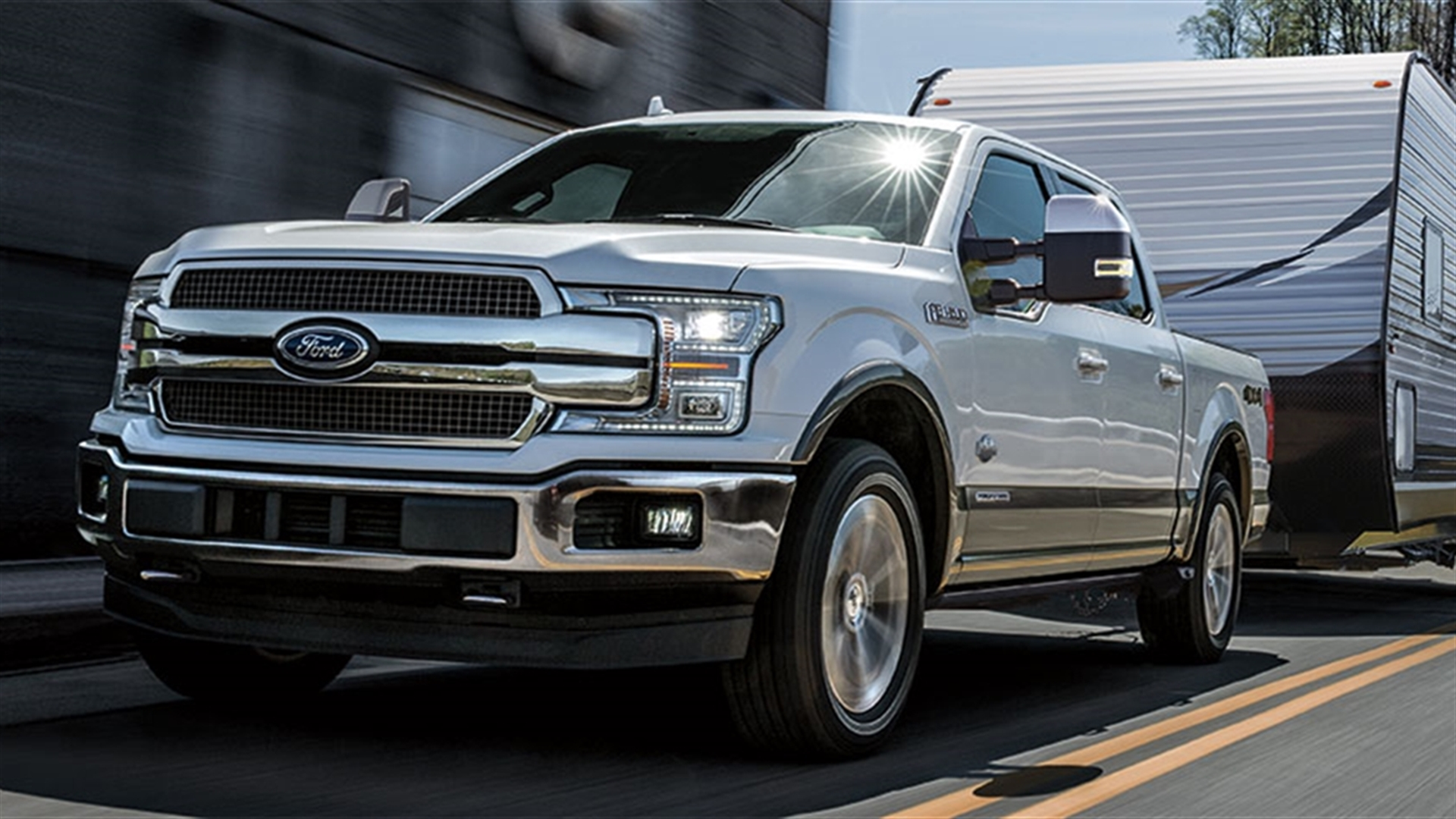 All New 2018 Ford F 150 Diesel Its Way To Brandon Ford This Spring