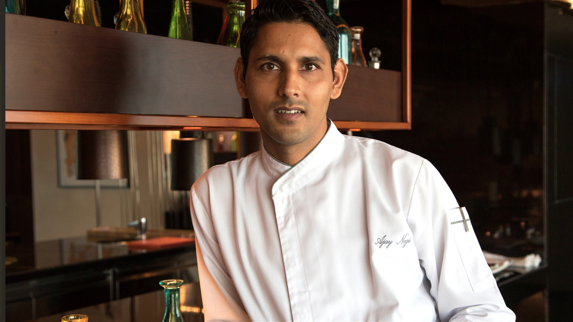 Chef ajay negi bombay brasserie for Ajays catering cuisine