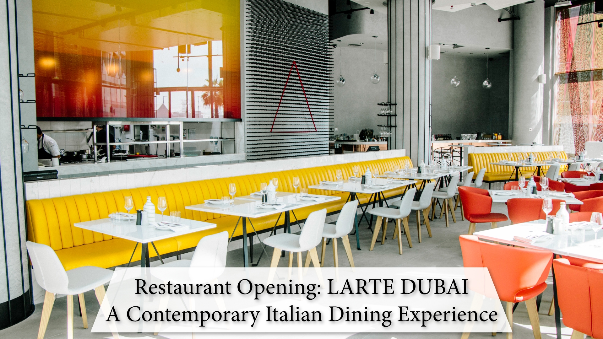 restaurant opening larte a contemporary italian dining experience