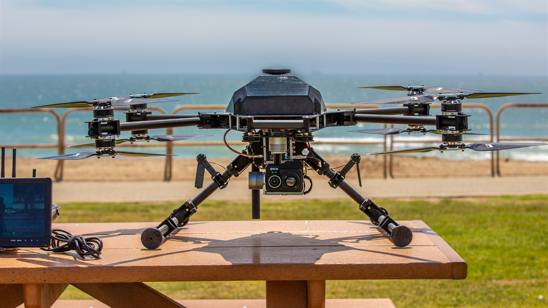 IMT Vislink Collaborates With K2 Unmanned Systems On Launch