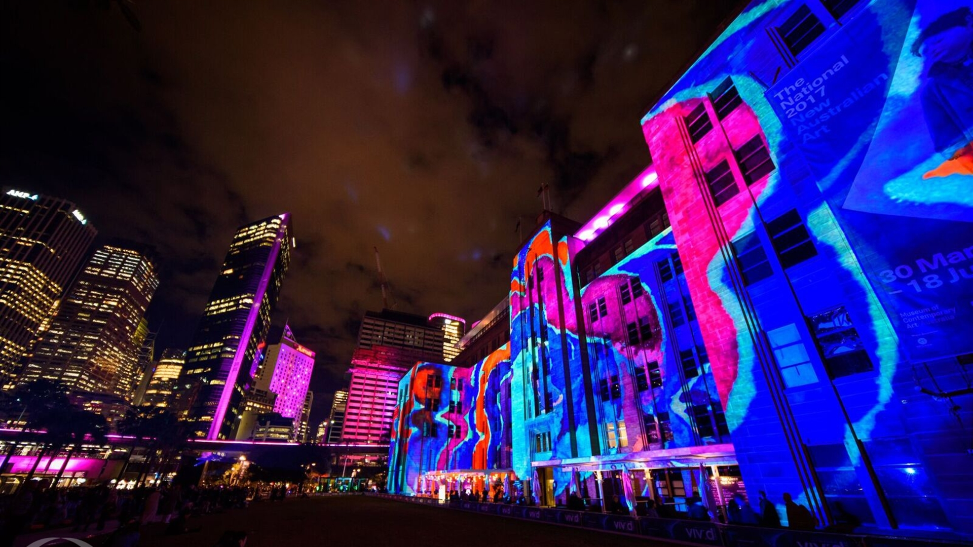 AUSTRALIA For the seventh consecutive year Technical Direction Company (TDC) has provided solutions for Vivid Sydney and this year deployed. & provides Vivid projection azcodes.com