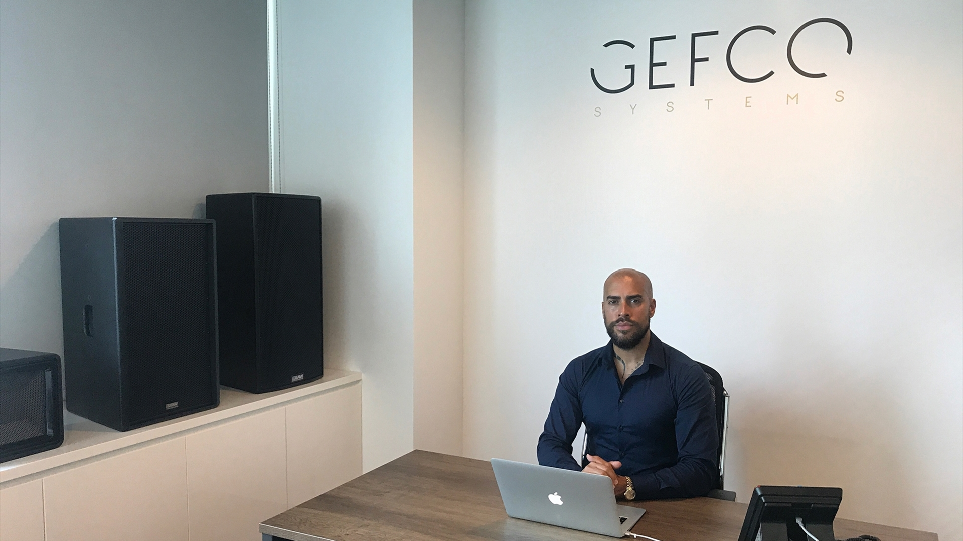 Gefco opens for business