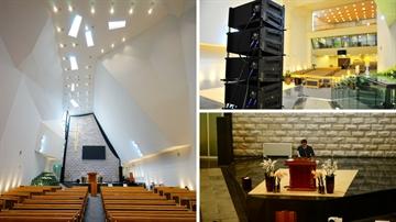 Worship avl intelligibility is key at bupyeong jackjeon church fandeluxe Choice Image