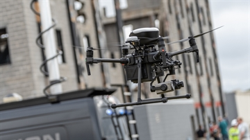 708c1b17051 Largest Police Department in US Launches Drone Program with Assistance of  FLYMOTION
